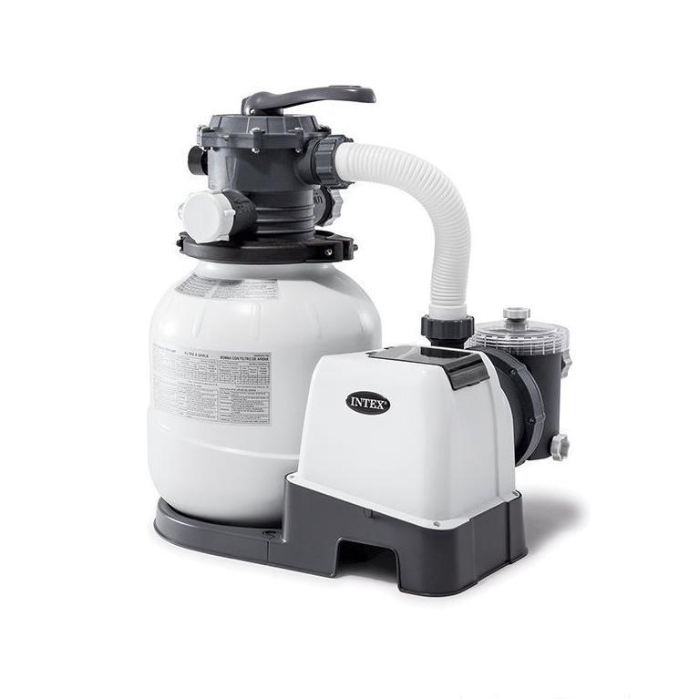 Песочный фильтр-насос Intex 26646, 7 900 л\ч, 23 кг