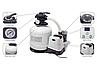 Песочный фильтр-насос Intex 26646, 7 900 л\ч, 23 кг, фото 3
