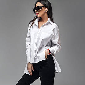 Женская стильная рубашка ВС-10-0220