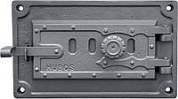 Чугунная дверца для зольника DPK3WR 272X170