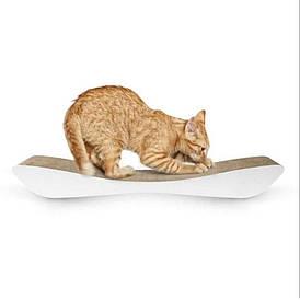 Когтеточка (дряпка) - лежанка для кошек ACE-E 68х8х24см