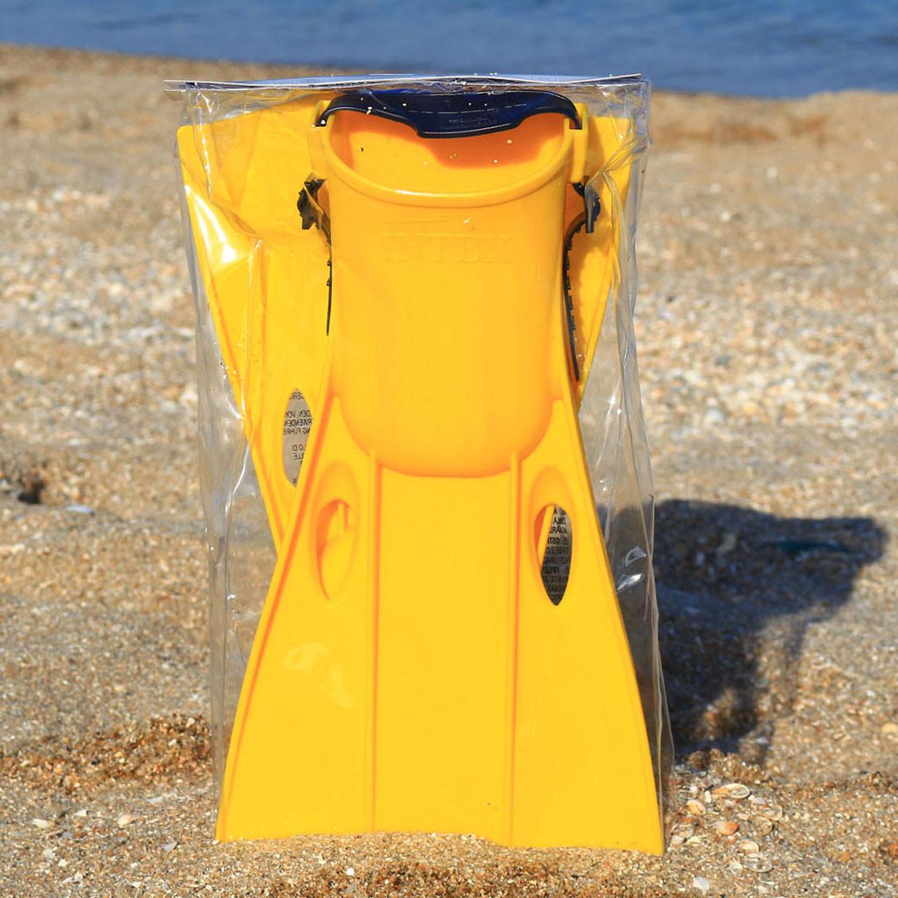 Ласты для подводного плавания INTEX (55937)