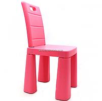 Стульчик-табурет детский Doloni-toys, розовый, 30х30х60 см (04690/3), фото 2