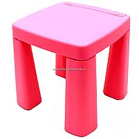Стульчик-табурет детский Doloni-toys, розовый, 30х30х60 см (04690/3), фото 3