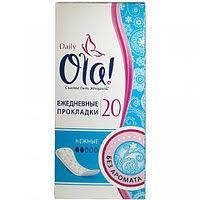 Прокладки Ola! ежедневные Daily 2 капли 20шт (1/30)