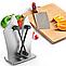 Точилка для кухонных ножей Bavarian Edge Knife Sharpener (ножеточка), фото 3