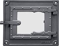 Дверцы чугунные DPK17W 240X275, фото 1