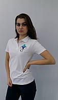 Футболка женская (поло)