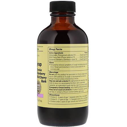 Сироп от Кашля, Формула 3, Без Спирта, Ягодный вкус, Essentials, ChildLife, 118.5 мл, фото 2