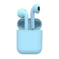Беспроводные наушники InPods 12 Macaroon Blue (7113)