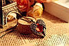 """Набор """"Сердце"""": подвеска, кольцо, серьги"""