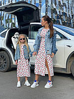 Детское платье Family Look, фото 1