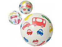 "Мяч ""Транспорт"", развивающий мяч,15см,мячики,мячик"