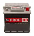 Аккумулятор SADA PROFI HD 6СТ-50 (-/+) (50PRHD/1)