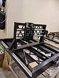 Фрезерный станок с ЧПУ, фрезер с ЧПУ 800*650 mm. Изготовление фрезерных станков ЧПУ под заказ, фото 3