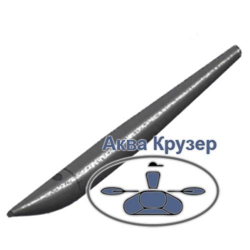 Надувний кіль для тюнінгу плоскодонної човни ПВХ, довжина 2 м кильсона