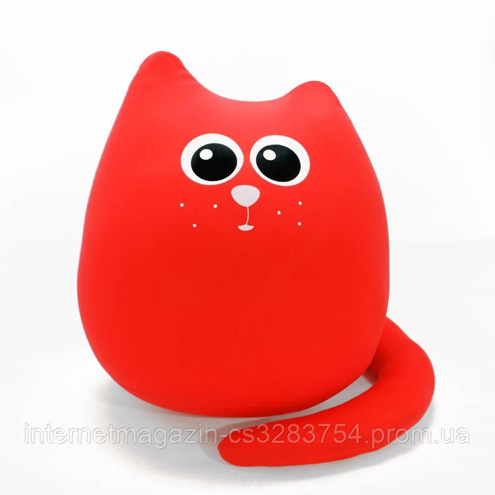 Мягкая игрушка антистресс Кот большой Искорка Expetro (A206-2)