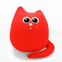Мягкая игрушка антистресс Кот большой Искорка Expetro (A206-2), фото 1
