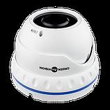 Гибридная Антивандальная камера GV-052-GHD-G-DOA20V-30 1080Р, фото 4