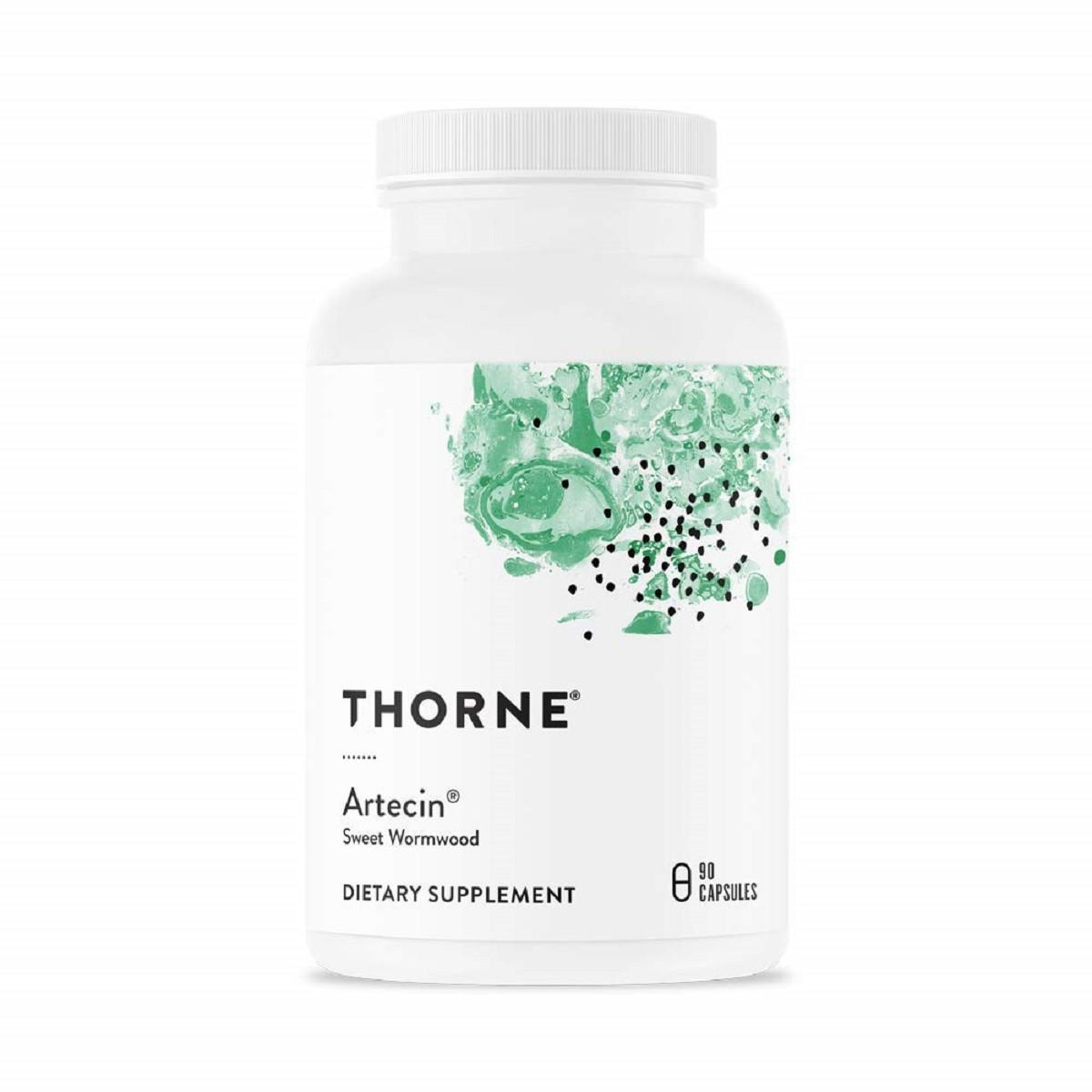 Экстракт Полыни, Artecin, Thorne Research, 90 Капсул