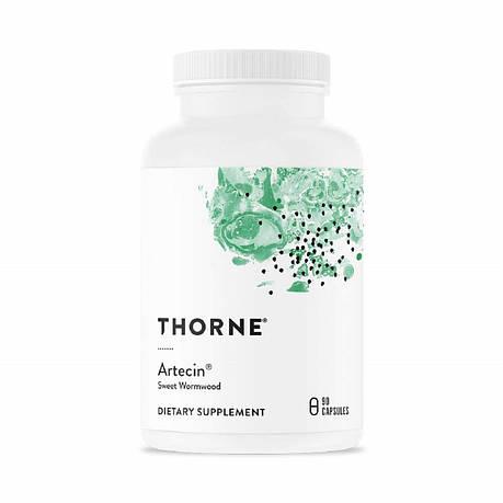 Экстракт Полыни, Artecin, Thorne Research, 90 Капсул, фото 2