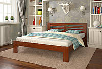 Деревянная кровать Шопен. Двухспальная кровать