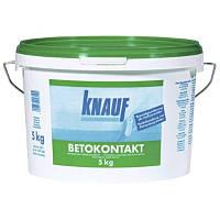 Грунтовка Бетоконтакт (KNAUF Betokontakt), 5 кг