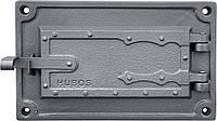 Чугунная дверца для зольника DPK3W 272x170, фото 1