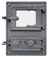 Печные дверцы DPK8WR 375x275, фото 1