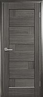 Двери Новый Стиль Пиана ПГ грей, коллекция Ностра