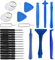 Комплект инструментов для ремонта телефонов (25 в 1) (14363)