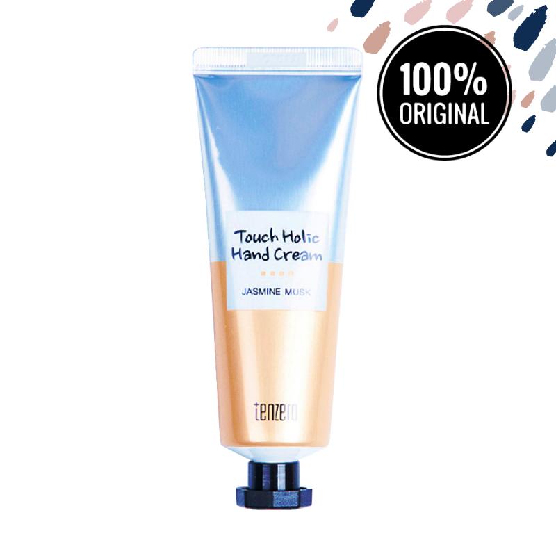 Крем для рук с жасмином TENZERO Touch Holic Hand Cream Jasmine Musk, 50 мл