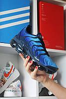 🔥 Кроссовки Nike Air Vapormax TN Blue Найк Аир Плюс 🔥 Найк мужские кроссовки 🔥