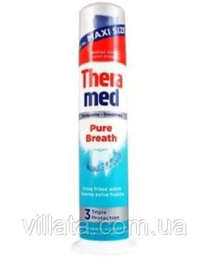 Зубная паста Интенсивная свежесть Theramed Pure Breath