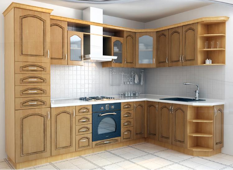 Кухня Луиза (структурная)