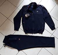Спортивный костюм мужской темно синий Paul Shark