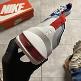 🔥 Кроссовки Nike Air Max Axis Blue/White Найк Аир Макс 🔥 Найк мужские кроссовки 🔥, фото 3