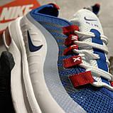 🔥 Кроссовки Nike Air Max Axis Blue/White Найк Аир Макс 🔥 Найк мужские кроссовки 🔥, фото 8