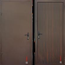Дверь входная металлическая Sagan Model 102, Base, Металл / ДСП, 850х2050, левая