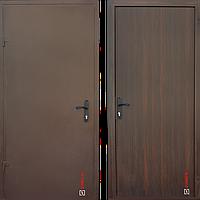 Дверь входная металлическая Sagan Model 102, Base, Металл / ДСП, 850х2050, правая