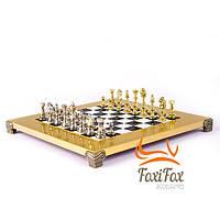 Шахматы классические ручной работы Manopoulos 28 см