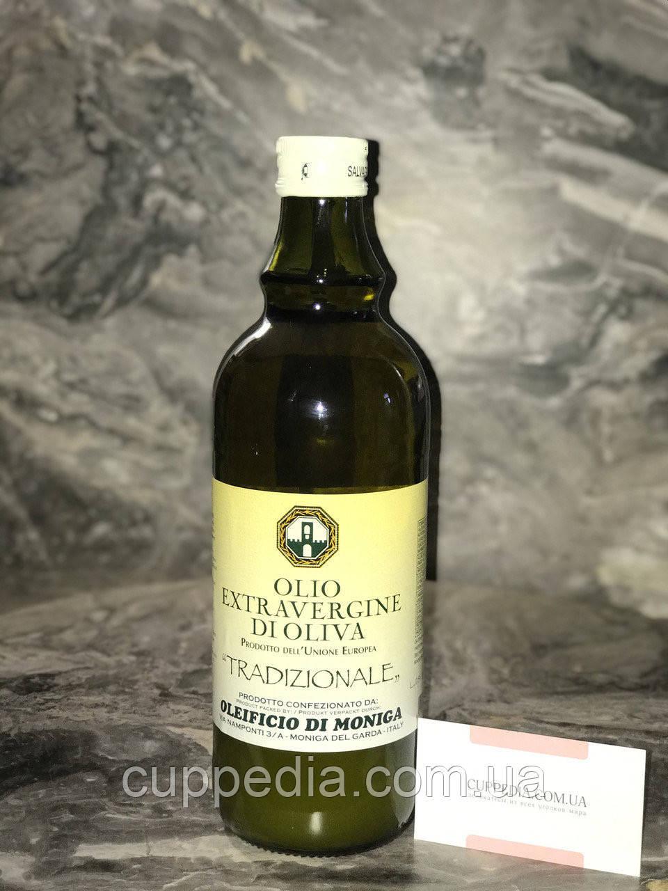 Оливкова олія Olefico di moniga Tradizionale 1л
