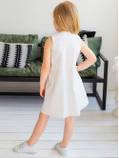 Льняное платье для девочки, фото 3