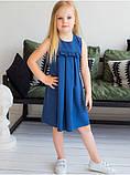 Льняное платье для девочки, фото 5