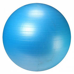 Мяч для фитнеса LiveUp Anti-Burst 55 см Blue (LS3222-55b)