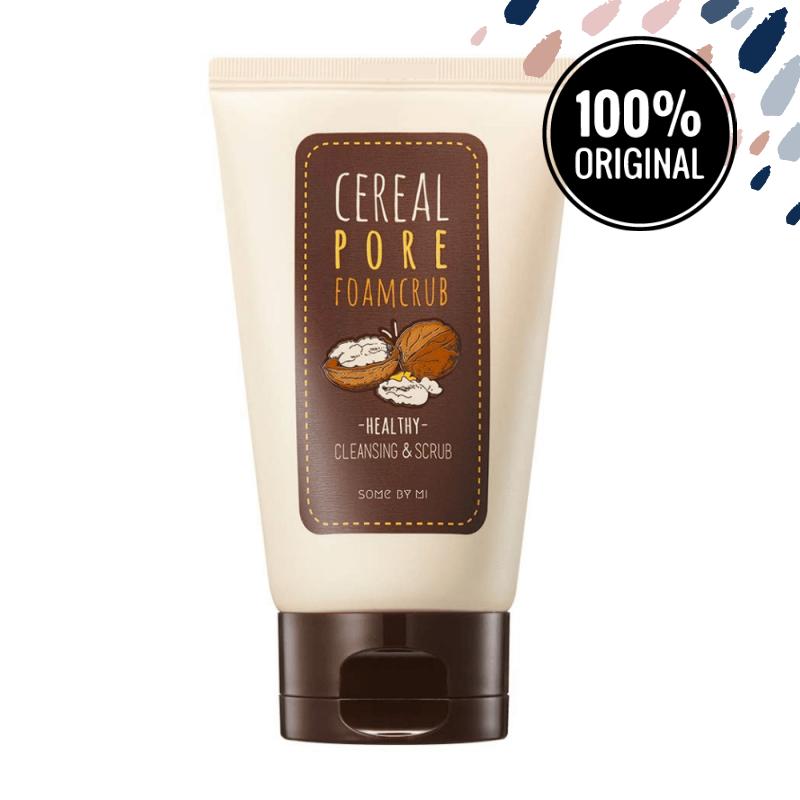 Пенка-скраб для лица SOME BY MI Cereal Pore Foamcrub, 100 мл