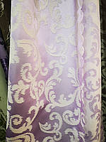 Шторная ткань портьера 150м. Sally
