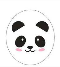 """Наклейки  для воздушных шаров. 10 дюймов """"Панда"""""""