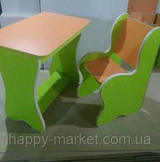 Дитячий стіл зі стільчиком ДСС 0521