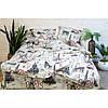 Постельное белье Viluta Ранфорс 12599 Двуспальный SKL53-240286 - Фото